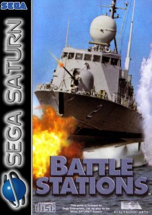 Battlestations/Sega Saturn