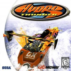 Hydro Thunder/Dreamcast