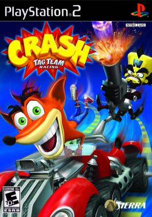 Crash Tag Team Racing/PS2