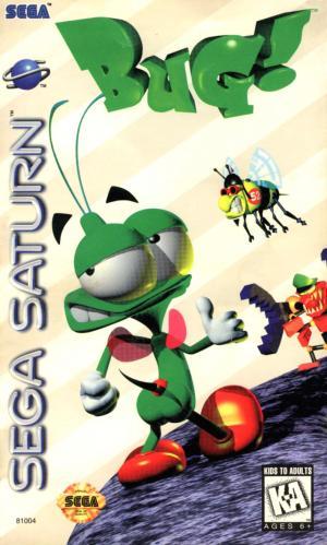 Bug!/Sega Saturn